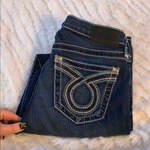 Size 30 big star 'maddie' jeans!